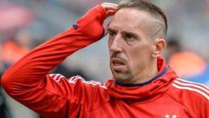 Belajar Arti Sukses Dari Sosok Franck Ribery